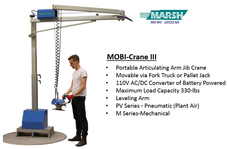 Mobi Crane Iii Marsh Micro Systems